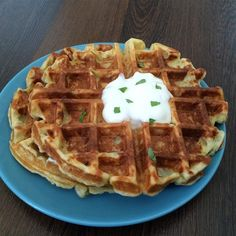 Business Cookware Ought To Be Sturdy And Sensible Potato Waffles These Are Delicious Smothered With Sausage Gravy. Potato Waffles, Pancakes And Waffles, Microwave Recipes, Cooking Recipes, Meat Recipes, Drink Recipes, Smoothie Recipes, Brunch Recipes, Breakfast Recipes