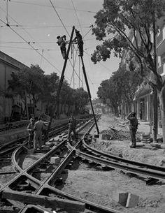 Rua de Dona Estefânia 1950'