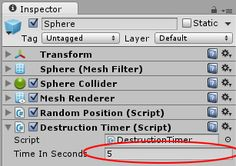 Unity C# - Spawning/Destroying GameObjects Part 2 - waynelee3d.com