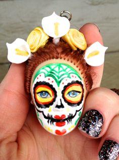 web sugar skull from StaroseCreations