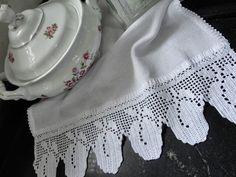 Toca do tricot e crochet: Barrando frutinhas !!!