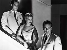 A Kiss Before Dying with Jeffrey Hunter, Joanne Woodward, Robert Wagner