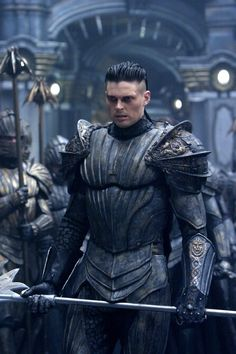 Still of Karl Urban in The Chronicles of Riddick - hot even with a bad haircut lol