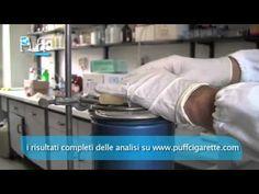 Puff Cigarette - Analisi Laboratorio (sigarette eeìlettroniche)