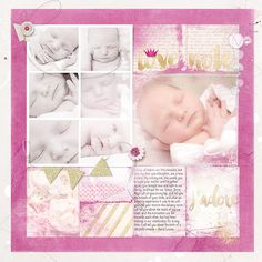 Scrapbooking With Intention | Deborah Wagner | Get It Scrapped
