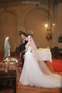 novia boda fotografia evento iglesia sesion fotografo julio vazquez