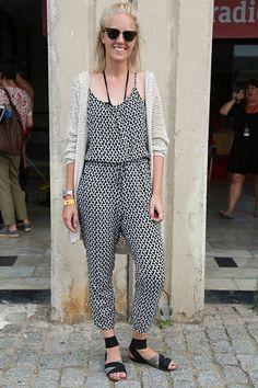 Style Sónar - 2014 Jumpsuit, Pants, Dresses, Style, Fashion, Overalls, Trouser Pants, Vestidos, Swag