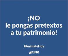 #AnímateHoy