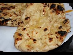 How To make Naan - fantastic Naan Bread Recipe - tandoori flat bread - नान बनाने के लिए कैसे - YouTube