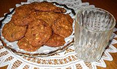 Sušenky na sklenky Tandoori Chicken, Cheesecake, Cookies, Meat, Ethnic Recipes, Desserts, Food, Pineapple, Crack Crackers
