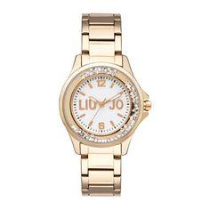 Liu Jo Luxury Gold Rosè Dancing Orologio Donna TLJ589 741d1ddad66