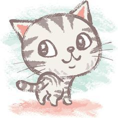 how to draw a cute cat - Google Search
