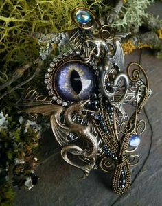 Steampunk jewellery