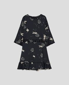 Ropa Louis Vuitton, Frill Dress, Zara United States, Spring Summer 2018, Classy Dress, No Frills, Dress Collection, Mini, Bell Sleeve Top