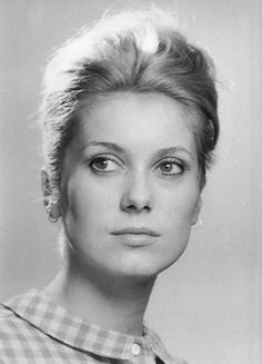 "Happy 70th Birthday, Catherine Deneuve! Was in ""The Hunger"" with David Bowie."