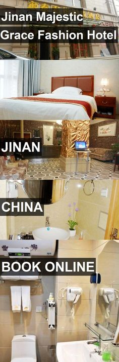 Hotel Jinan Majestic Grace Fashion Hotel in Jinan, China. For more information, photos, reviews and best prices please follow the link. #China #Jinan #JinanMajesticGraceFashionHotel #hotel #travel #vacation
