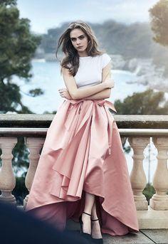 Cara Delevingne - Vogue (May 2013)