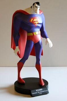 Superman the Animated Series - Bizzaro Superman