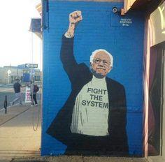 #BernieOrBust. #OnlySanders.