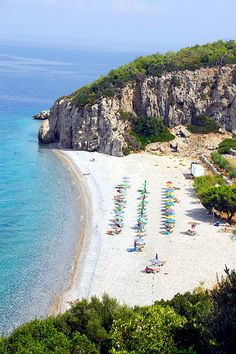 Tsamadou Beach Samos, Greece