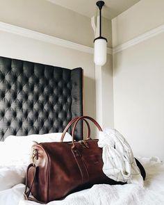 J.W.Hulme Co Weekend bag ❤️