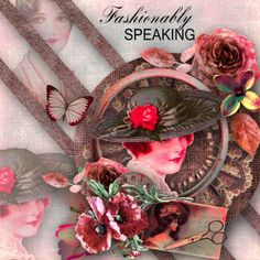 Fashionably Speaking available at  https://www.e-scapeandscrap.net/boutique/index.php?main_page=product_info&cPath=113_208&products_id=8908