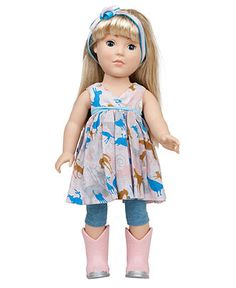 Madame Alexander Kids Toy, Dollie & Me Doll with Blonde Hair - Kids - Macy's