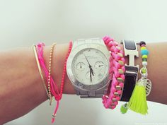 ...arm candy