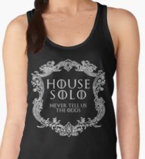 d37ac3f6086a74 House Solo (white text) Women s Tank Top Tank Tops