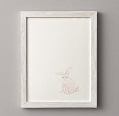 Watercolor Animal Illustration