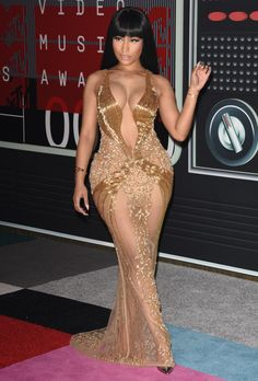 Nicki Minaj VMA Awards
