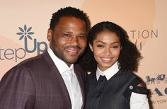 'Black-ish' star Anthony Anderson gushes about Yara Shahidi, says he feels no pressure to be political