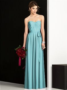 After Six Bridesmaids Style 6678 http://www.dessy.com/dresses/bridesmaid/6678/ spa