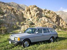 1985 Mercedes-Benz 300TD (Turbo Diesel) Station Wagon