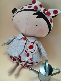 Tilda doll new collection personalized doll by HandmadeToyStore