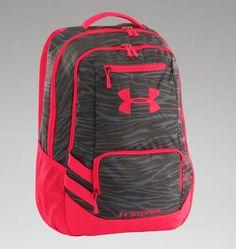 UA Hustle Storm Backpack