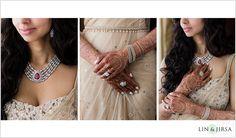Four Seasons Hotel Westlake Village Indian Wedding Reception   Sumir and Kiran