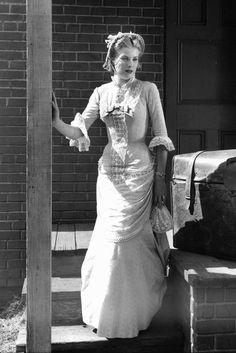"""Grace Kelly in einer Filmszene von """"High Noon"""", 1952"""