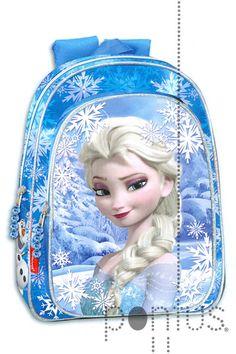 Mochila Frozen 37x29x11cm ref.51381 | JB