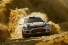 Volkswagen Polo R WRC rally car - Tumblr