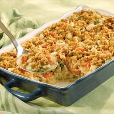 Country Chicken Casserole !