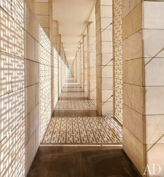 pattern, shadow, bright, stone column, cream