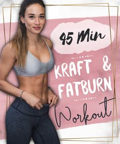 Dieses kostenlose All in one Workout für Zuhause kannst du mit oder ohne Hantel… You can join this free all-in-one home workout with or without dumbbells. In 45 minutes we bring your body in HIIT style to its limit. Just click and start! Fitness Workouts, Sport Fitness, Fitness Goals, At Home Workouts, Fitness Motivation, Fitness Memes, Hiit, Cardio, Dumbbell Workout Plan