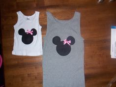 Bear Rabbit Bear Crafts: Sew Your Own Toddler Minnie Mouse Party Outfit
