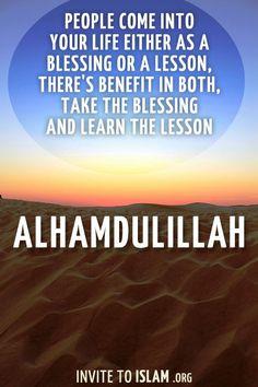 Alhamdulillah (Praise to God)