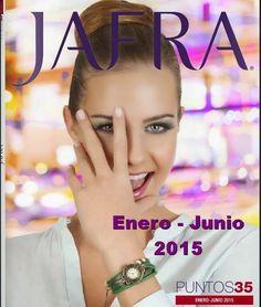 Catalogo de Jafra Puntos #35 2015 Mexico