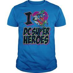 #Batman #DC I #Heart DC  | YeahTshirt.com