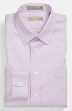 Nordstrom Smartcare™ Traditional Fit Dress Shirt available at #Nordstrom-love these for my husband since it means less ironing for me;D