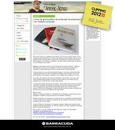 ::Sobre as Águas::  Livros de guru brasileiro da construção naval passam a ser vendidos na Europa  Acesse o link da matéria http://sobreasaguas.blog.uol.com.br/arch2012-07-01_2012-07-07.html#2012_07-02_19_57_57-165753517-0