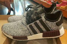 "adidas Drops ""Maroon"" NMD R1 Exclusive to Champs - EU Kicks: Sneaker Magazine"